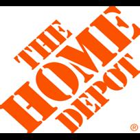 home depot brand logo