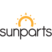 sun parts brand logo