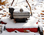 Winterize your lawn mower