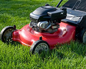 Lawn Mower - How It Works: Lawn Mower