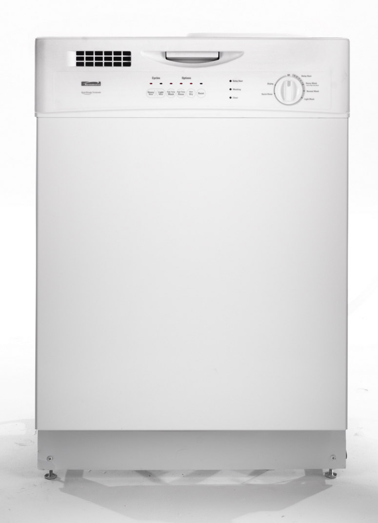 Kenmore Dishwasher Model 587 15152400 Parts Amp Repair Help