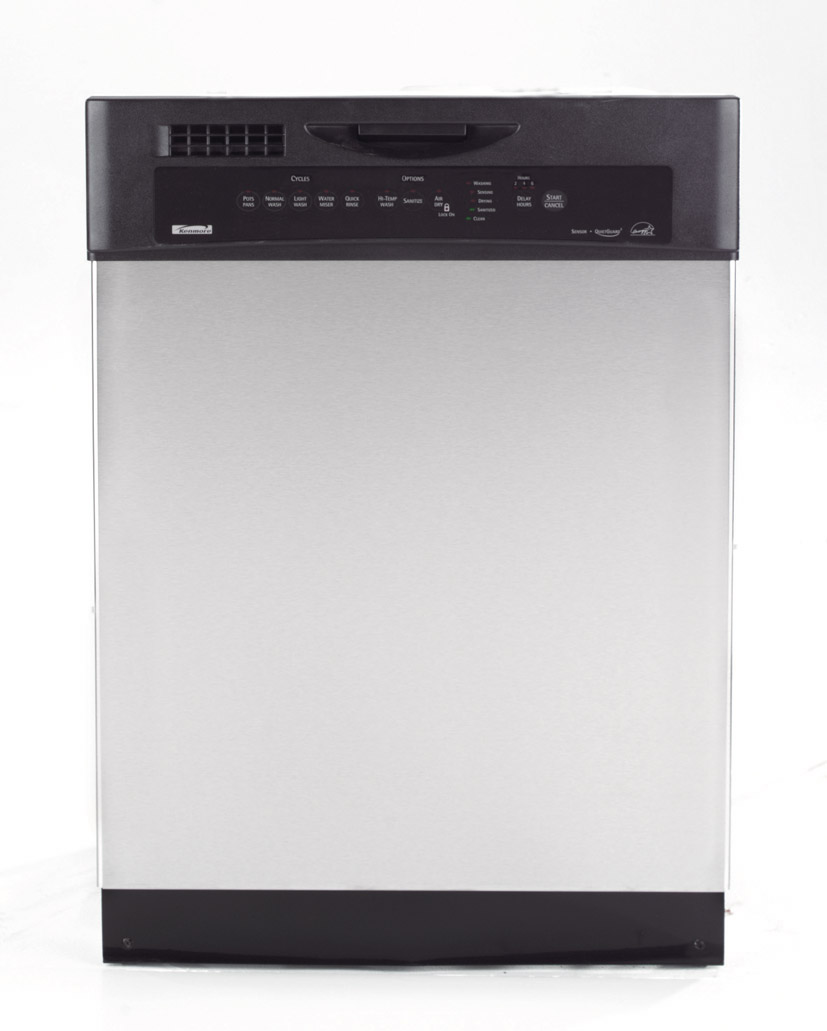 Kenmore Dishwasher: Model 587.15173400 Parts And Repair Help
