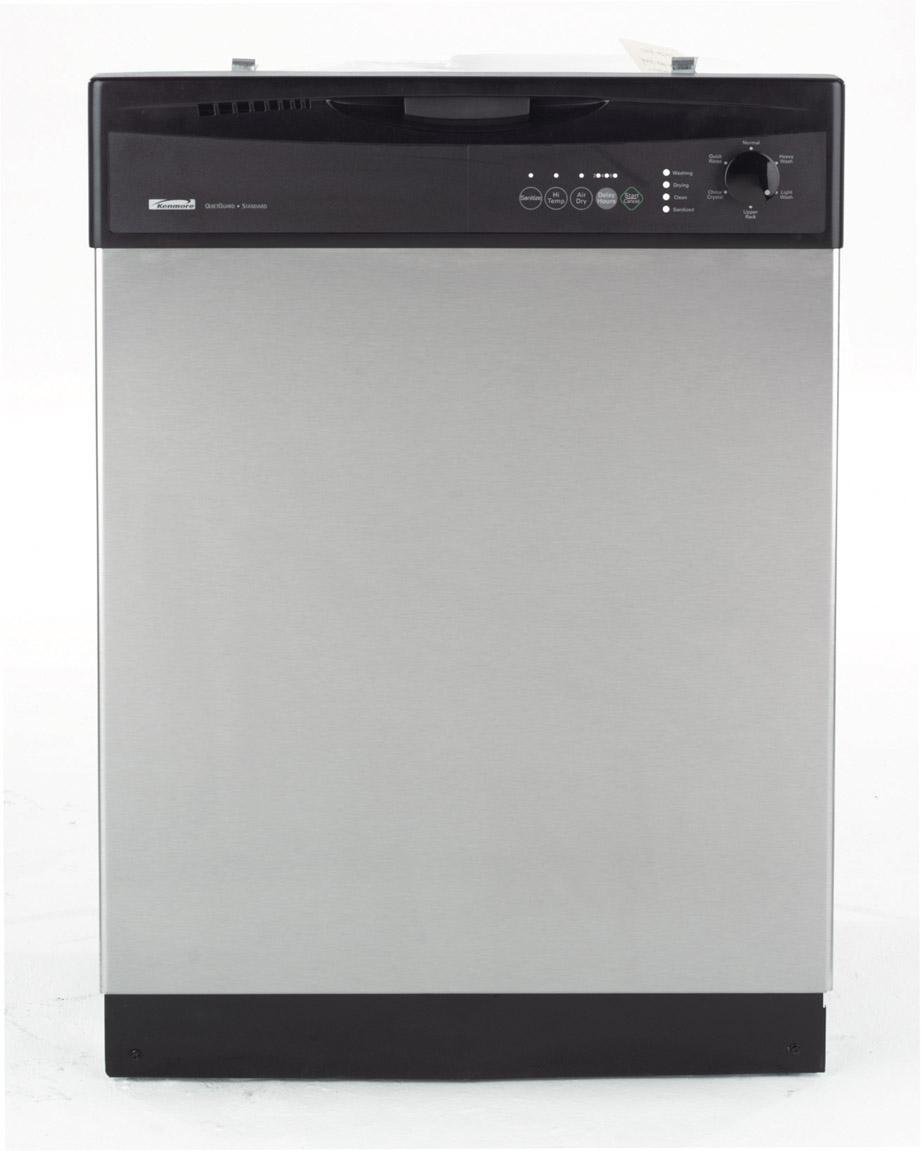 Kenmore Dishwasher: Model 587.15188400 Parts & Repair Help