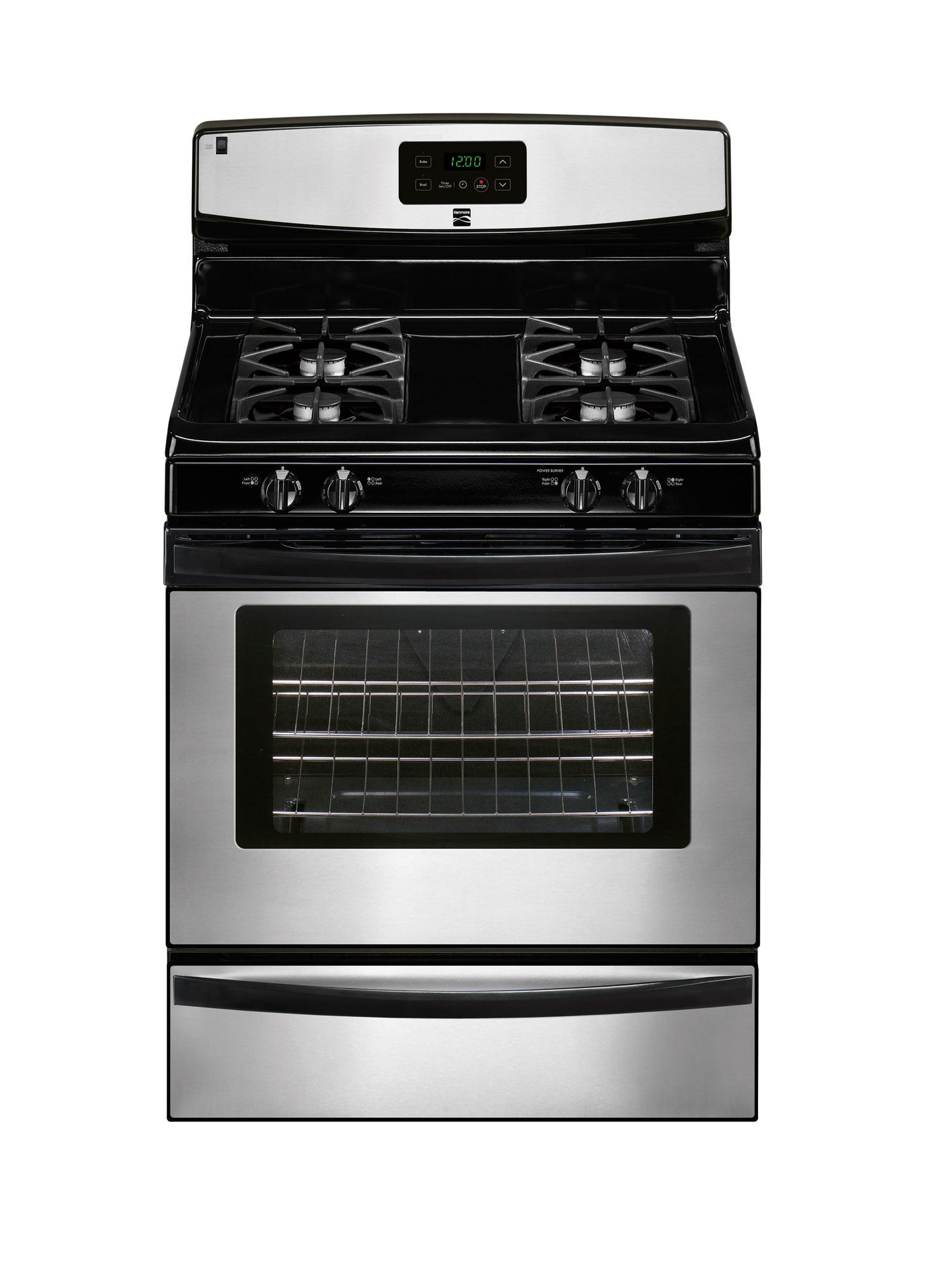 Kenmore Range/Stove/Oven Model 790.70503013 Parts