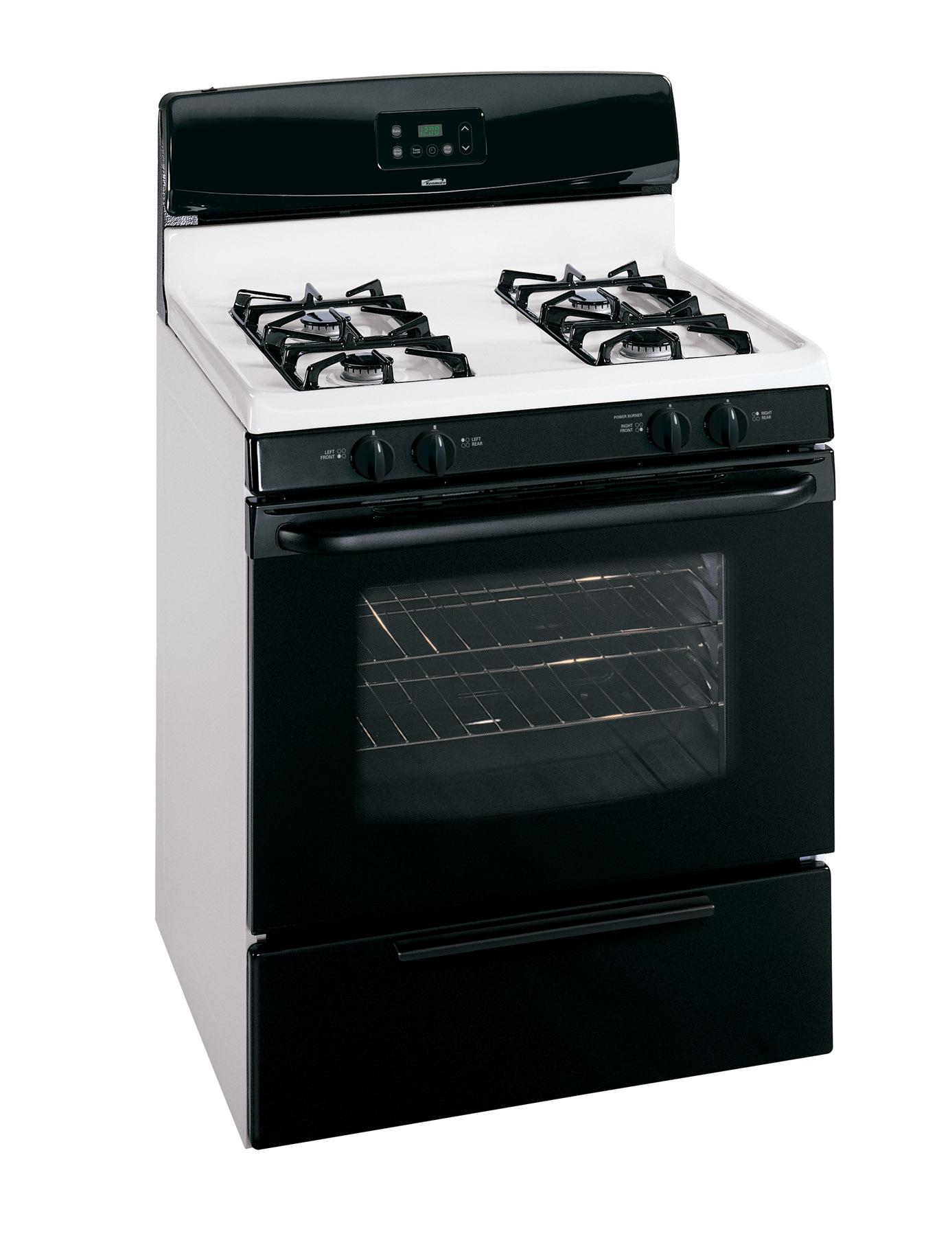 Kenmore Range/Stove/Oven Model 790.71201700 Parts