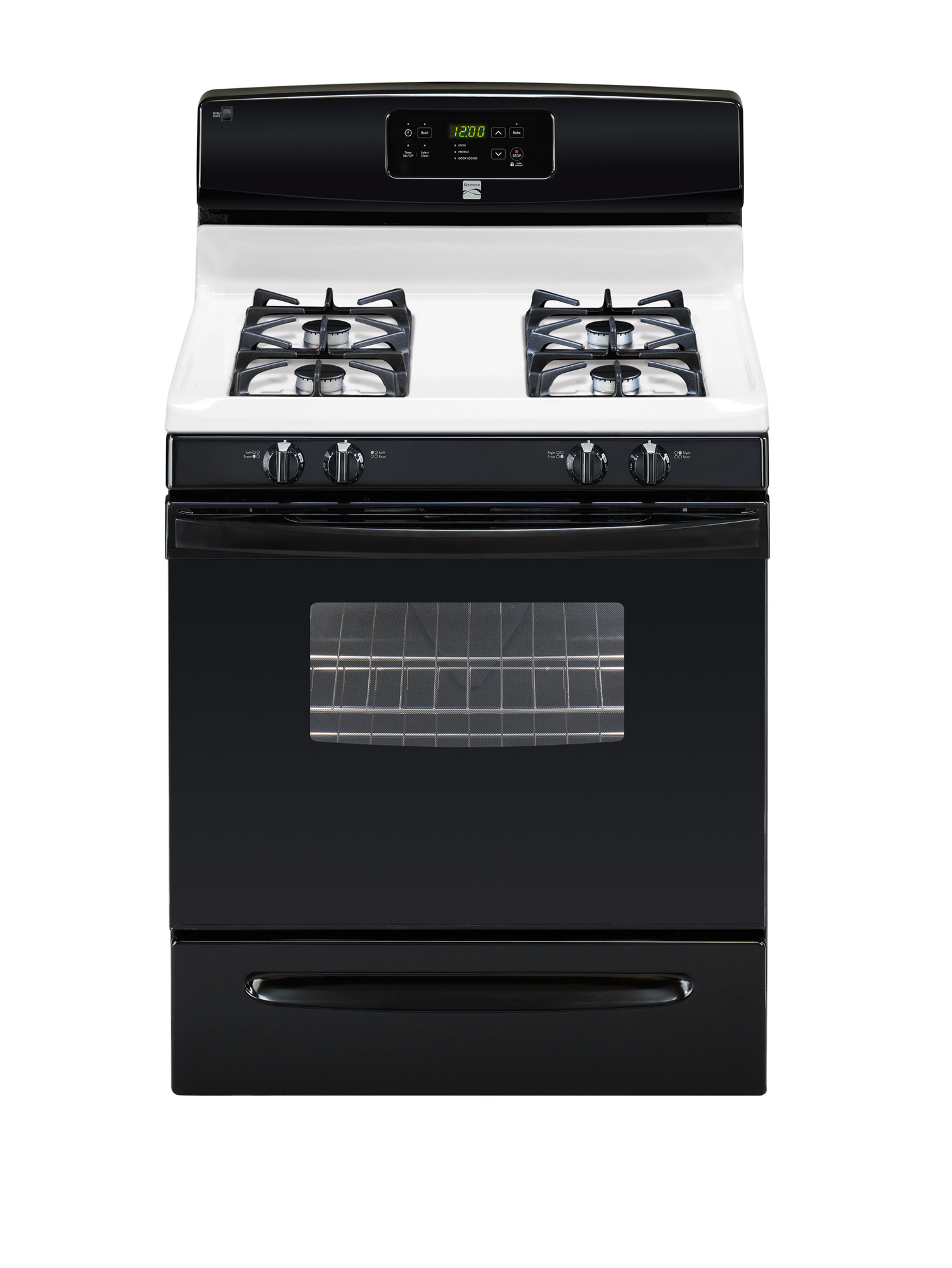 Kenmore Range/Stove/Oven Model 790.72301011 Parts