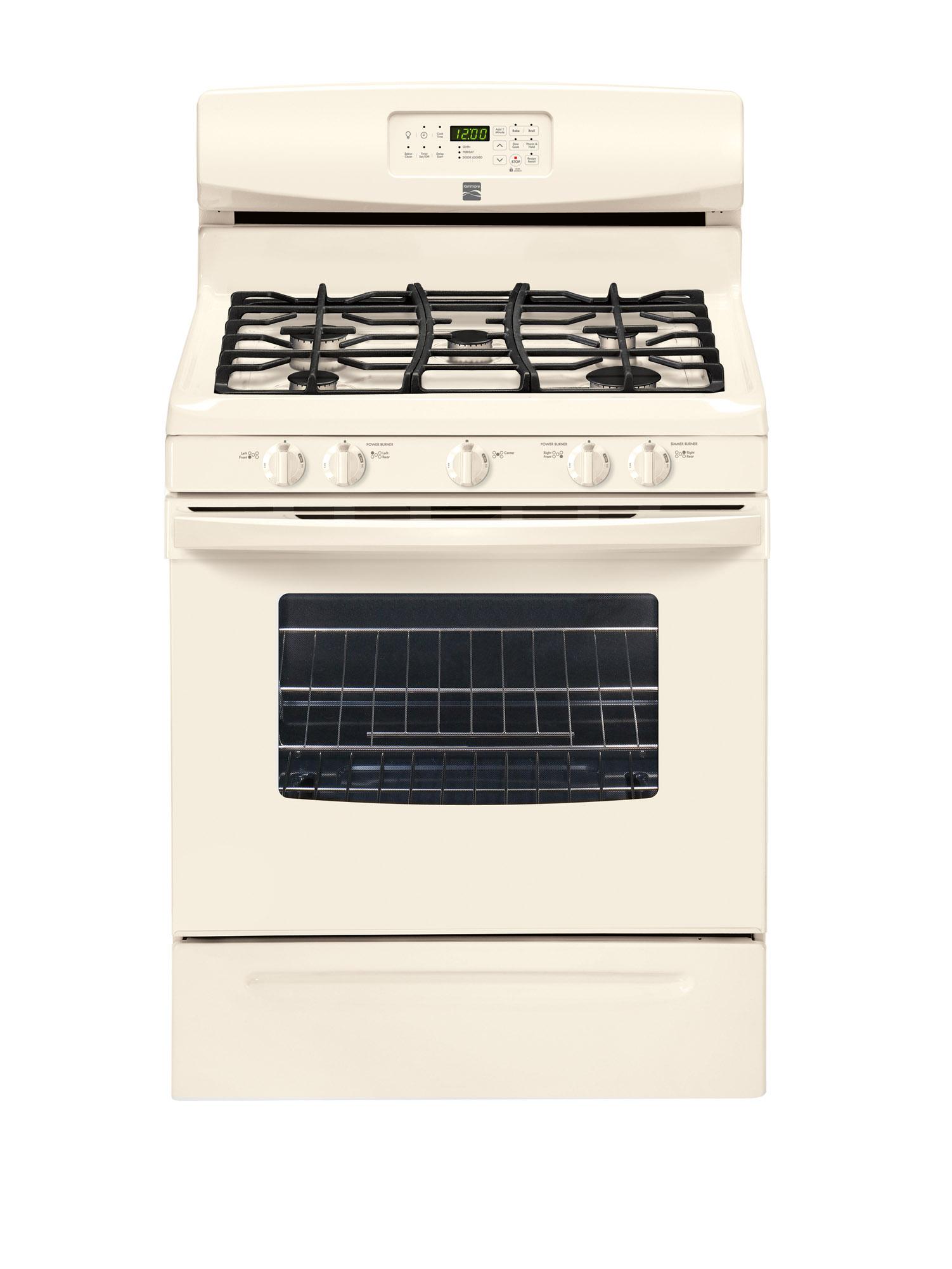 Kenmore Range/Stove/Oven Model 790.72704010 Parts