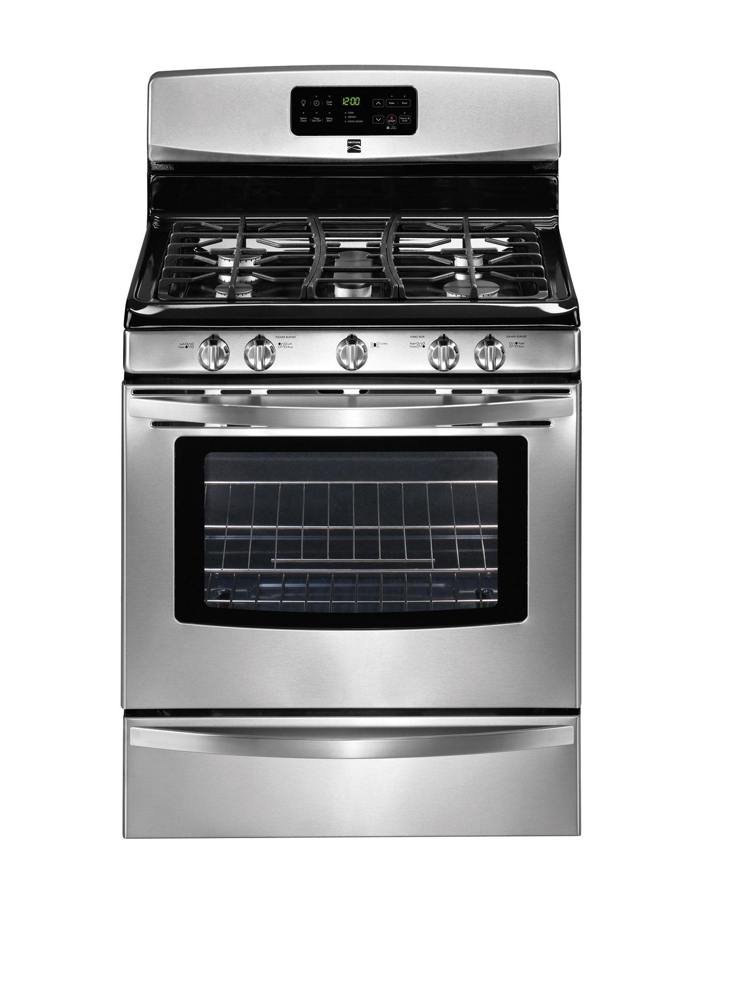 Kenmore Range/Stove/Oven Model 790.72803012 Parts