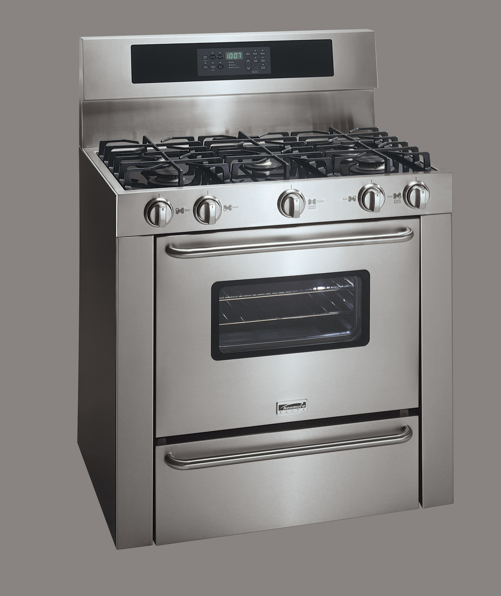 Kenmore Range/Stove/Oven Model 790.75403501 Parts