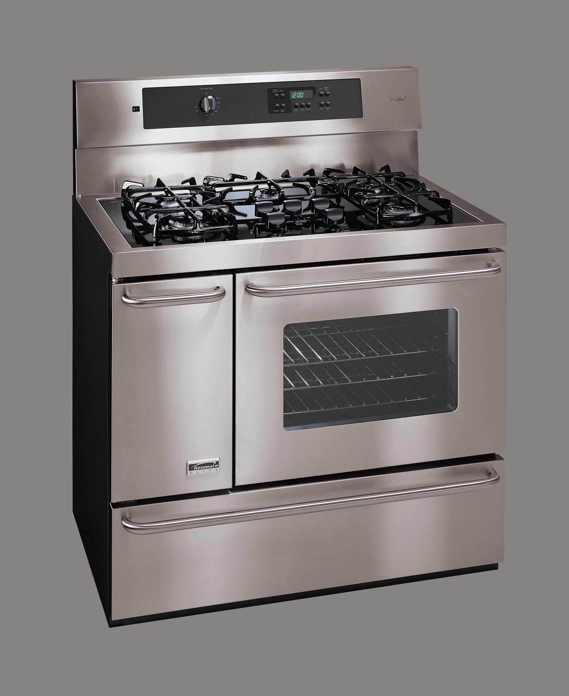 Kenmore Range/Stove/Oven Model 790.75503208 Parts