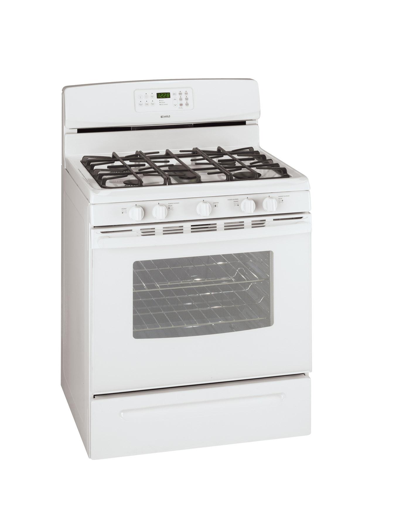Kenmore Range/Stove/Oven Model 790.77462804 Parts