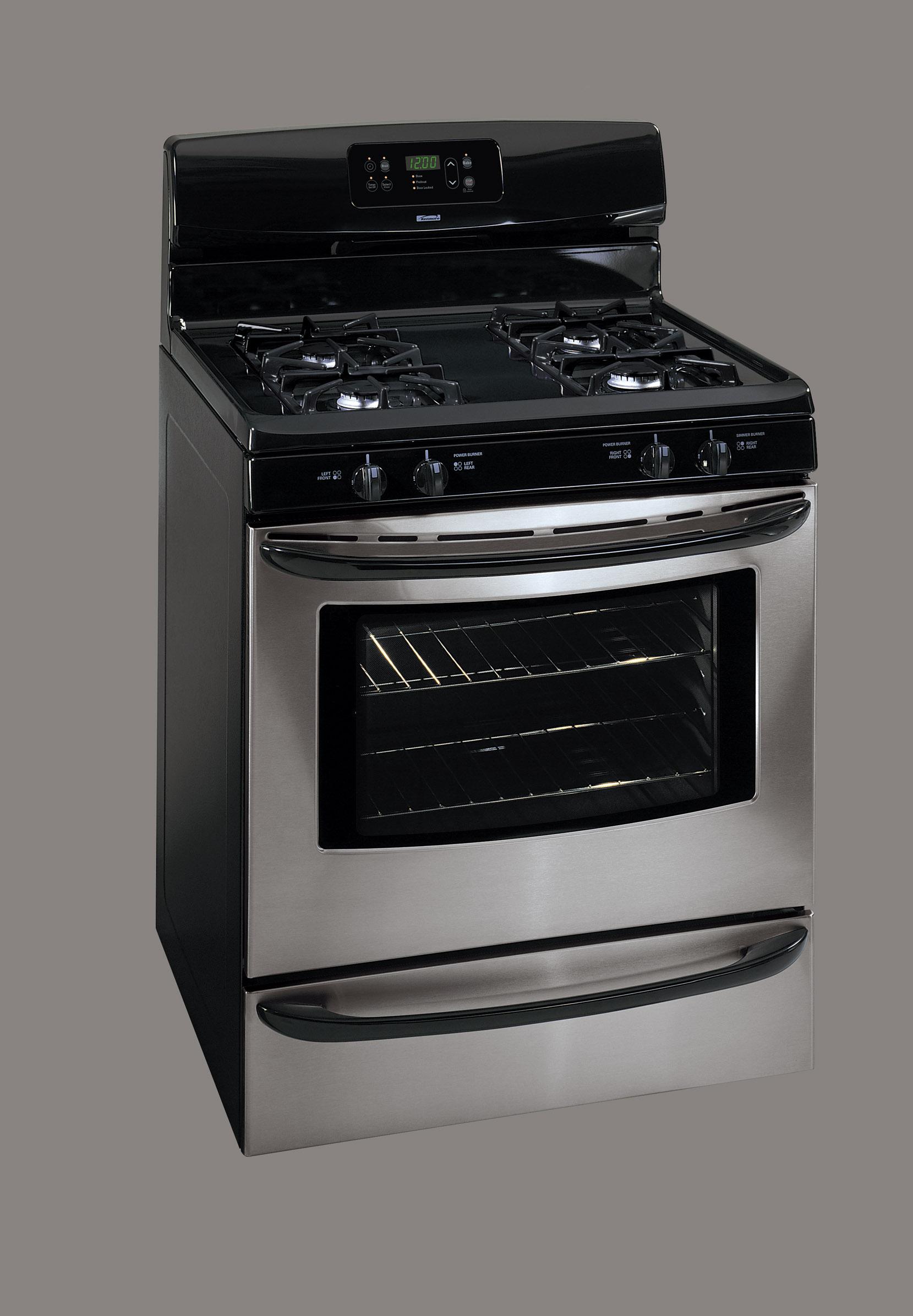 Kenmore Range/Stove/Oven Model 790.78573406 Parts