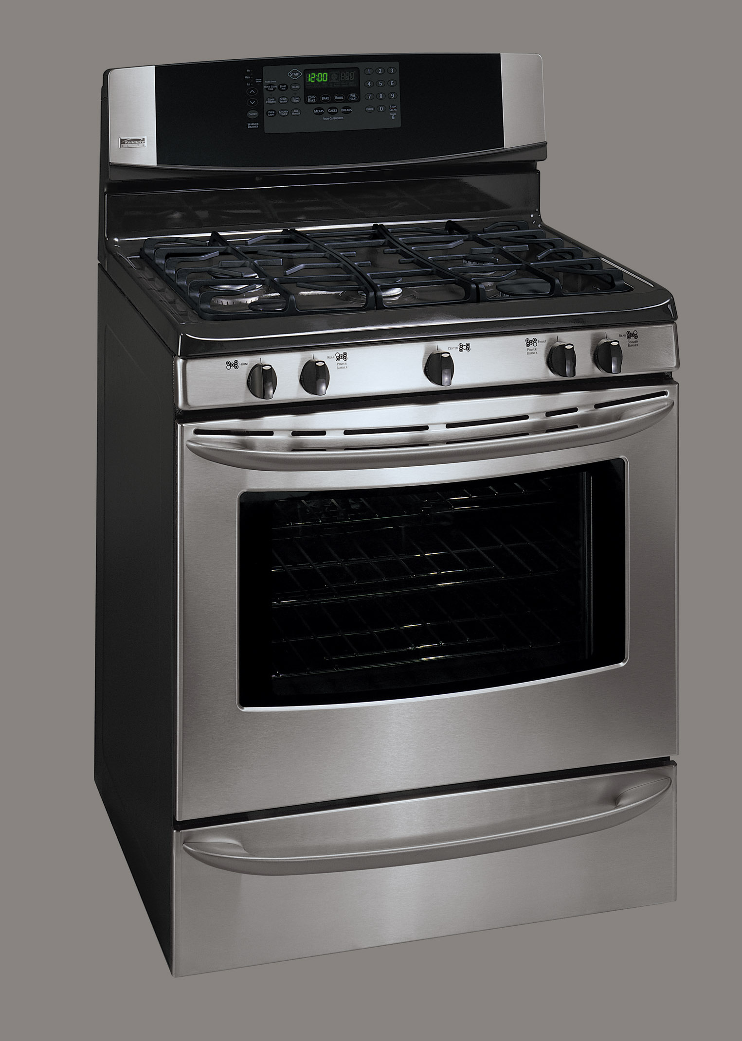 Kenmore Range/Stove/Oven Model 790.79363406 Parts