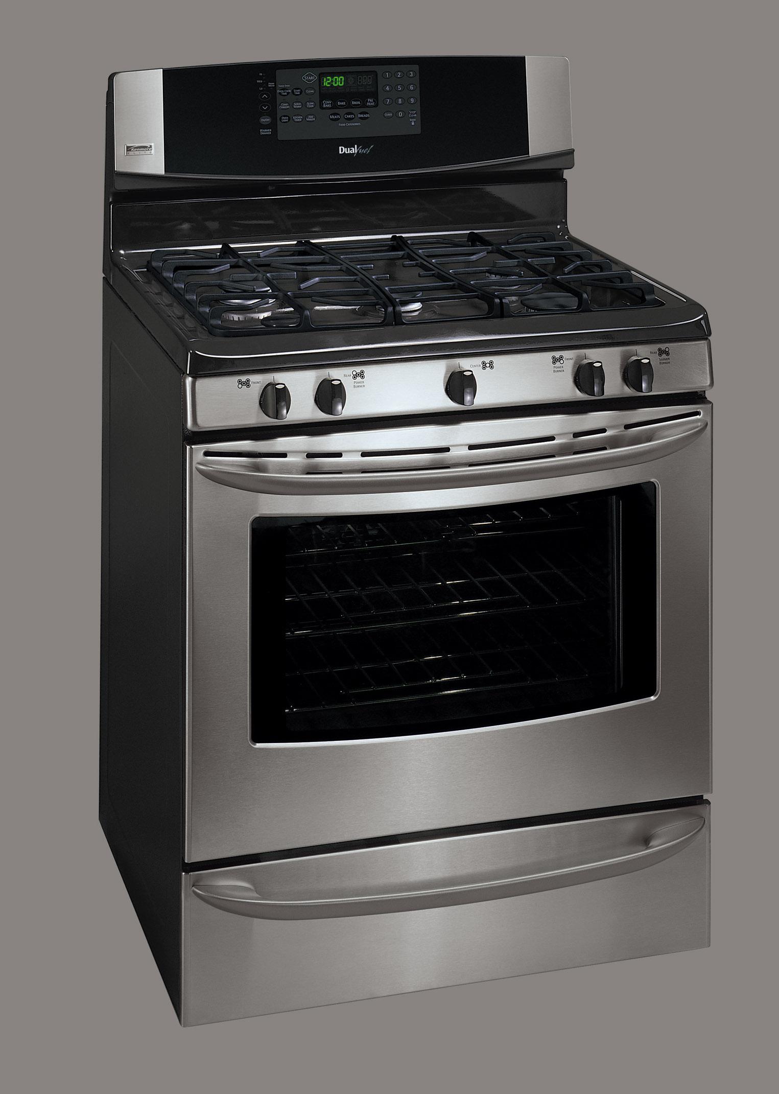 Kenmore Range/Stove/Oven Model 790.79383405 Parts