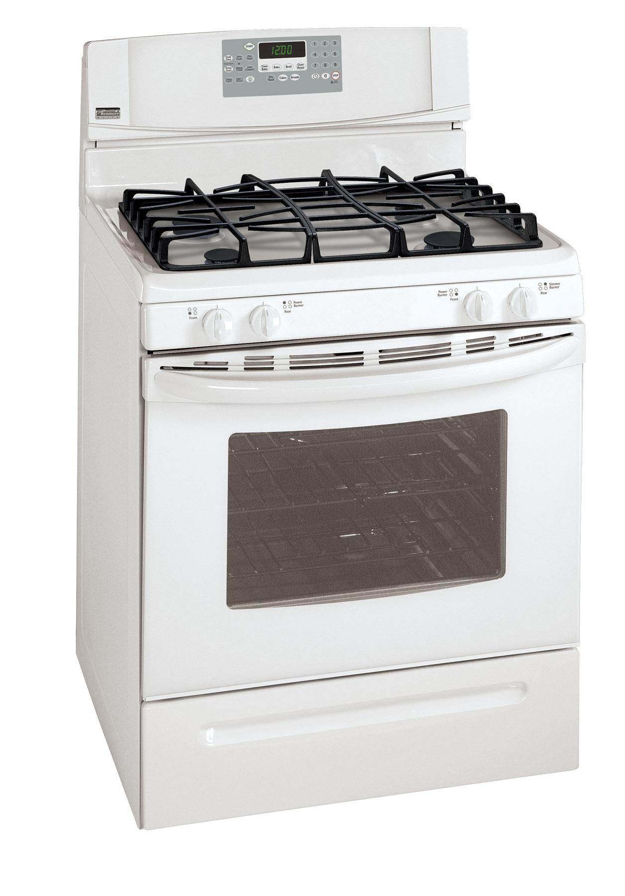 Kenmore Range/Stove/Oven Model 790.79432800 Parts