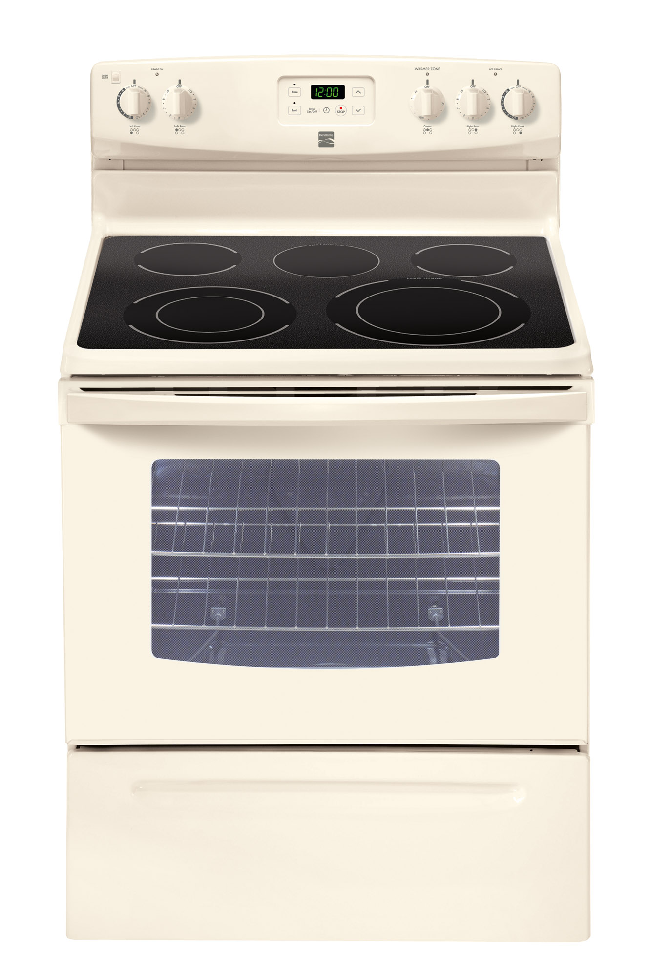Kenmore Range/Stove/Oven Model 790.91414015 Parts