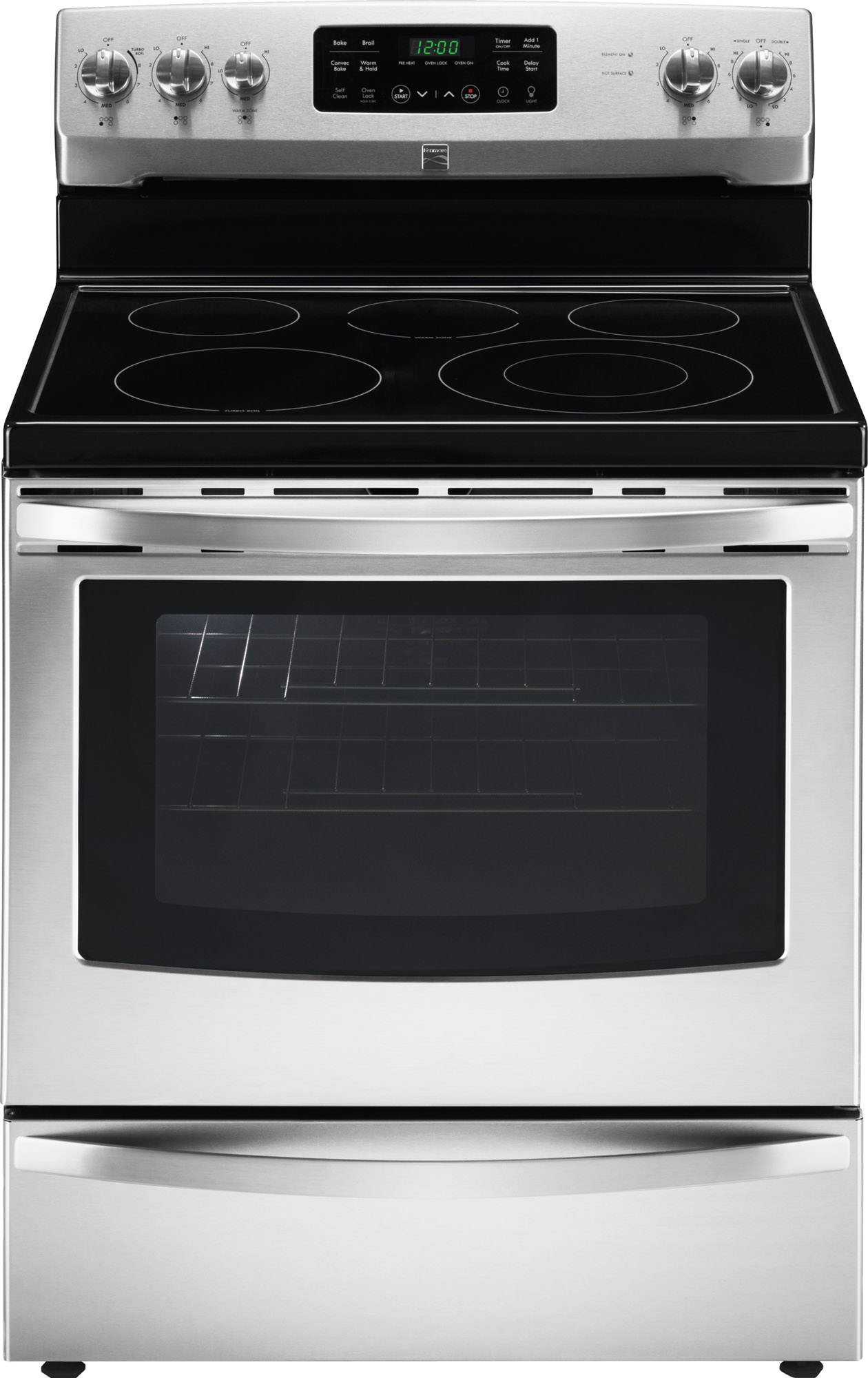 Kenmore Range Stove Oven Model 790 94193310 Parts