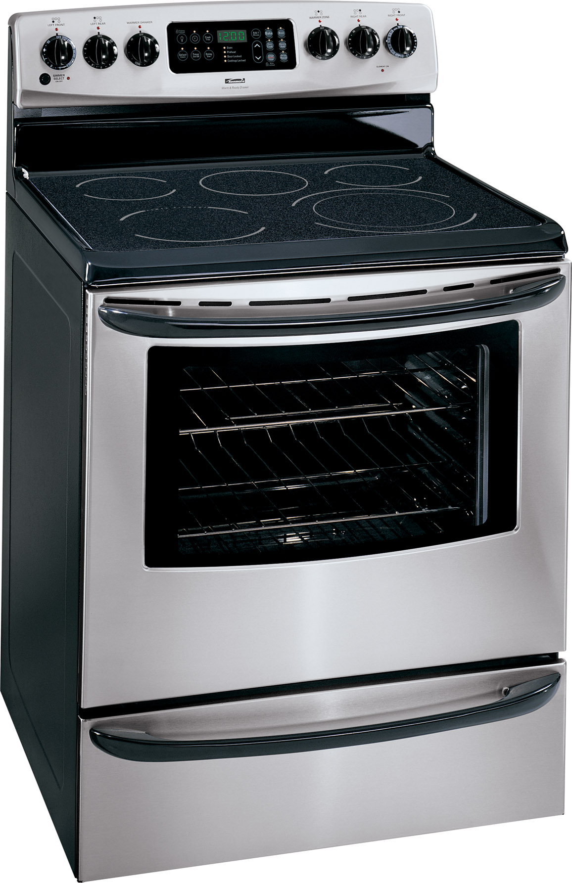 Kenmore Range/Stove/Oven Model 790.96533501 Parts