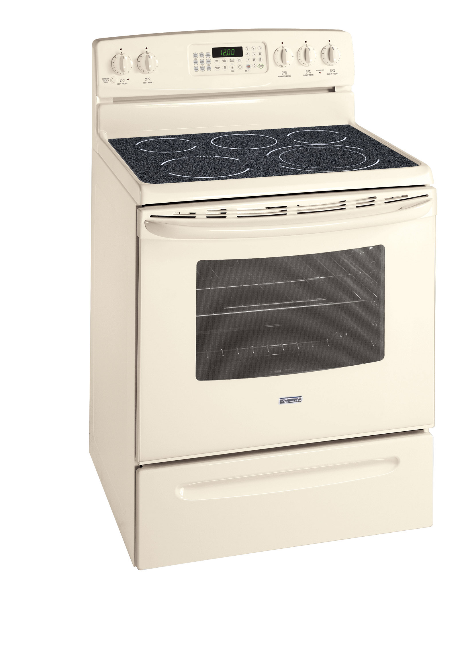 Kenmore Range/Stove/Oven Model 790.96544602 Parts