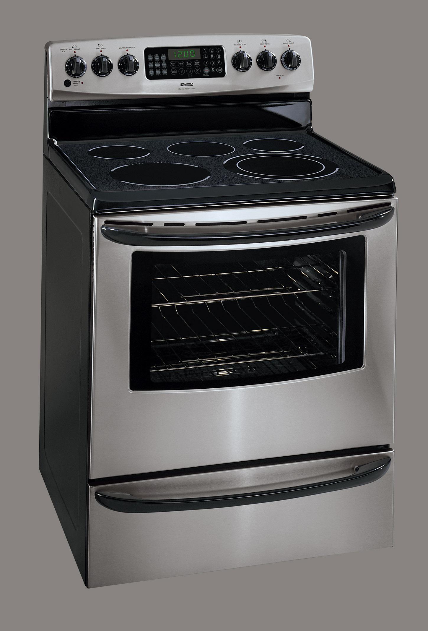 Kenmore Range/Stove/Oven Model 790.96613404 Parts