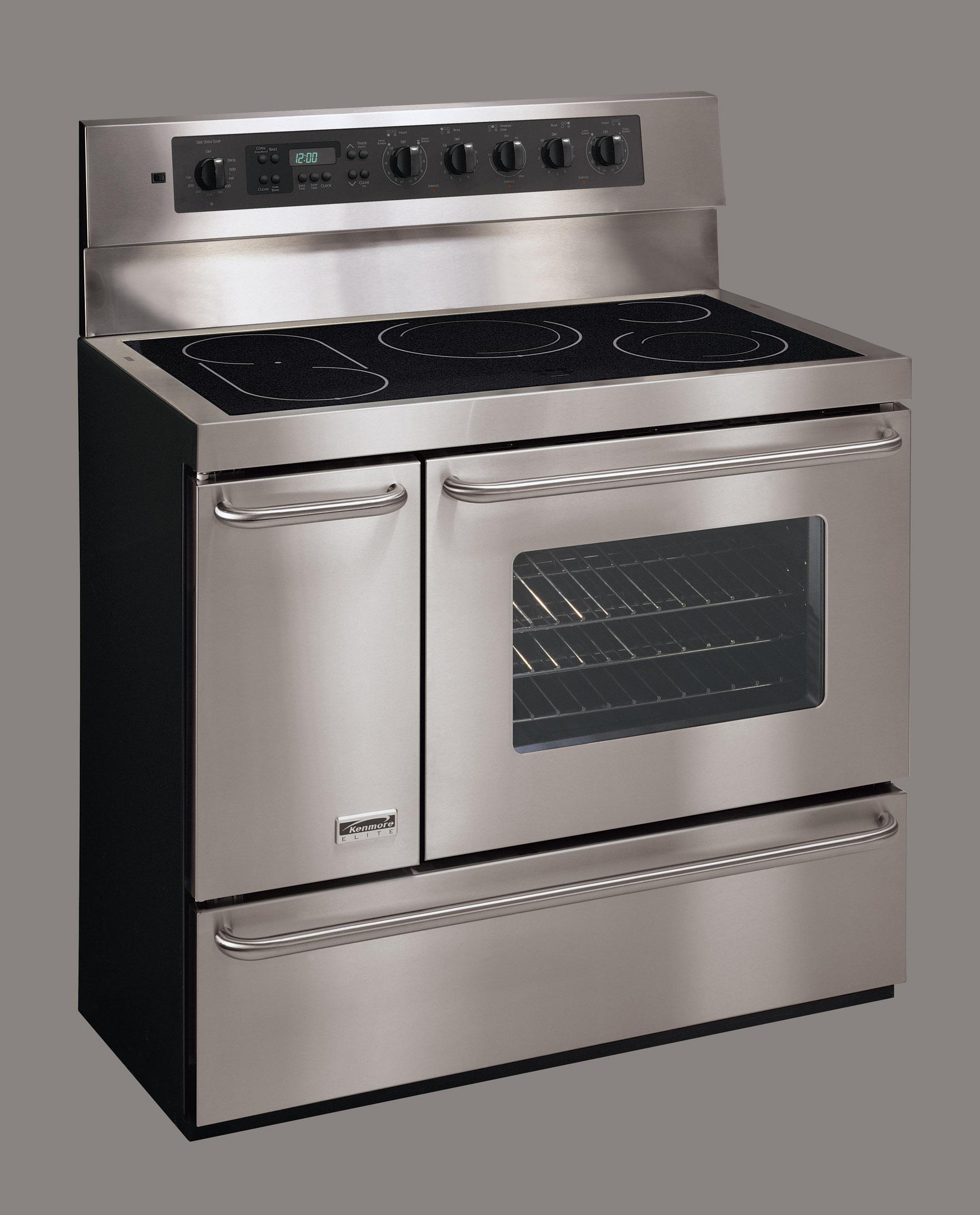 Kenmore Range/Stove/Oven Model 790.99513306 Parts