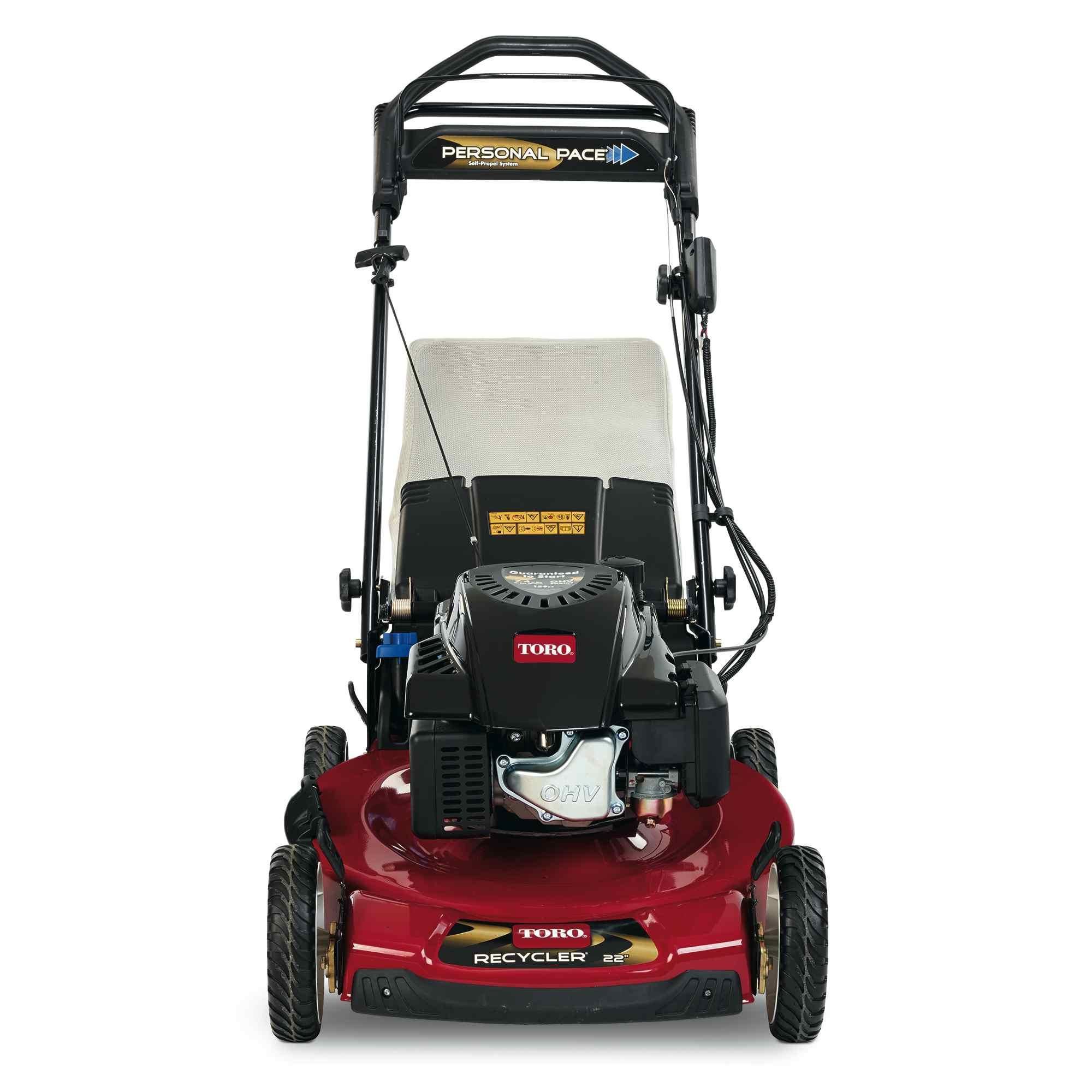 Toro Lawn Mower: Model 20374/SERIAL: 313000001-313999999