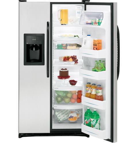 GE Refrigerator: Model GSL25JFTABS Parts and Repair Help