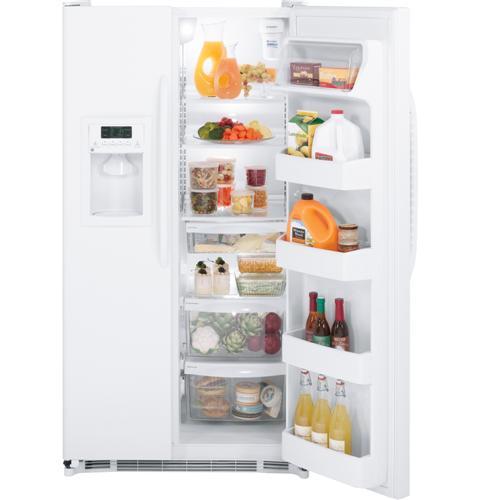 GE Refrigerator Model GSH25GGCBWW Parts