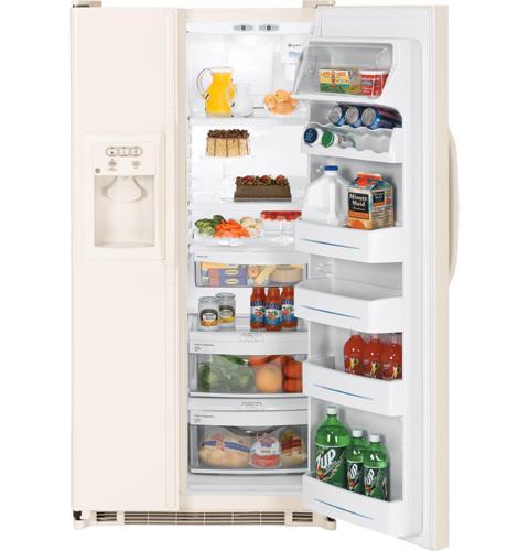 GE Refrigerator Model GSS25QGSCCC Parts