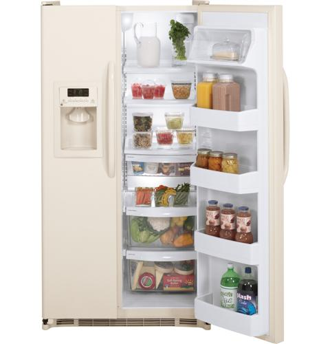 GE Refrigerator Model GSH25JGCBCC Parts