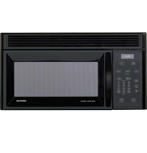 Hotpoint Microwave Model RVM1435BD002 Parts