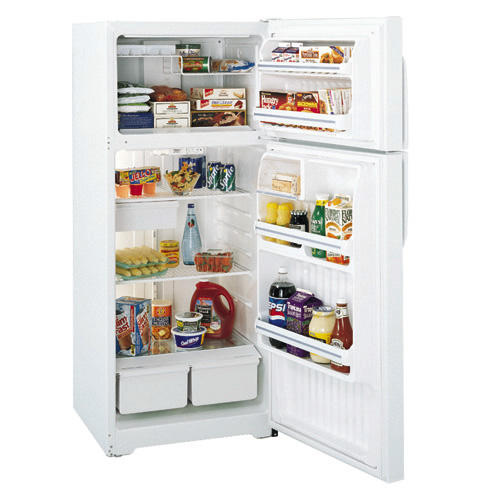 Hotpoint Refrigerator Model CTX18BACGRAA Parts