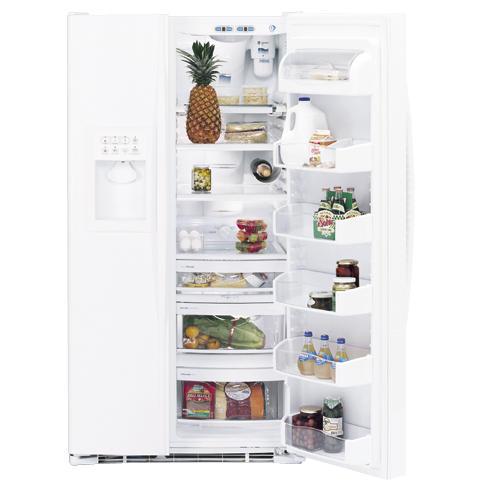GE Refrigerator Model PSS25MGNAWW Parts