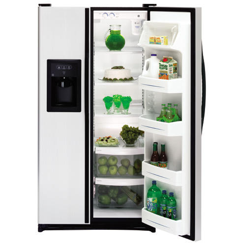 GE Refrigerator: Model GSL25JFPABS Parts & Repair Help