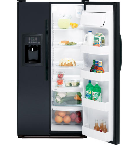 Hotpoint Refrigerator Model HSS25GFTABB Parts