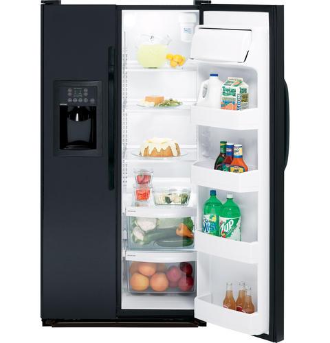 Hotpoint Refrigerator Model HSS25GFTBBB Parts