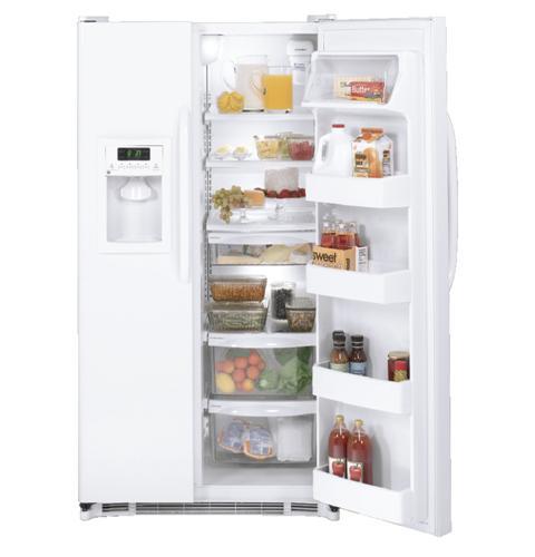 GE Refrigerator Model GSF25JGCBWW Parts