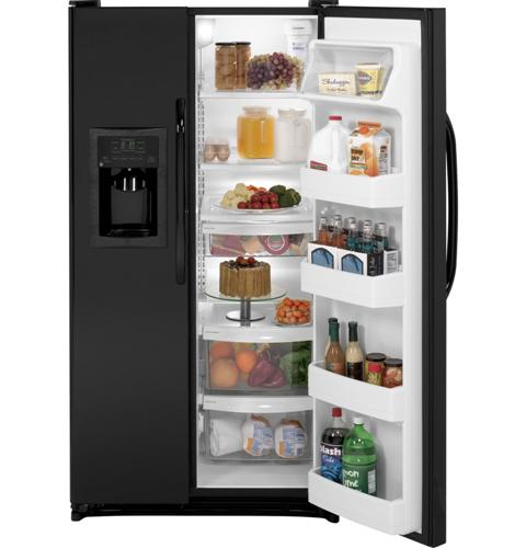 GE Refrigerator Model GSF25JGCBBB Parts
