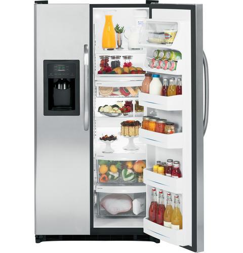 Ge Refrigerator Model Gsh25isxbss Parts Amp Repair Help