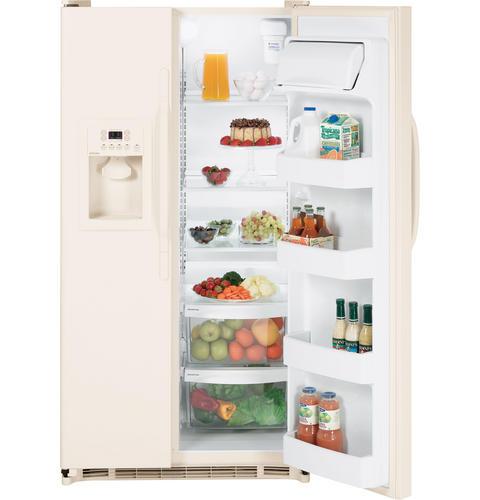 Hotpoint Refrigerator Model HSS25GFTBCC Parts