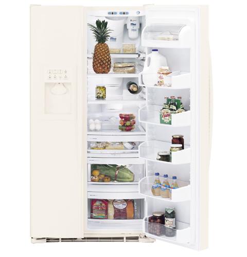 GE Refrigerator Model PSS25MGNACC Parts