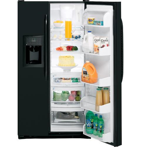 GE Refrigerator Model GSF25LGWABB Parts