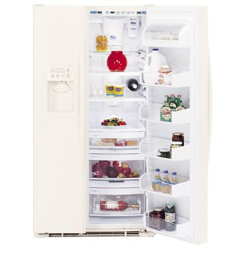 GE Refrigerator Model PSS25NGNACC Parts