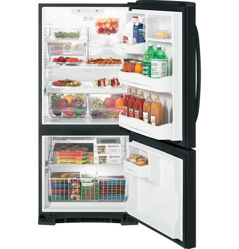 GE Refrigerator Model GBSC0HBXERBB Parts