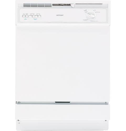 Hotpoint Dishwasher Model HDA3400G00WW Parts