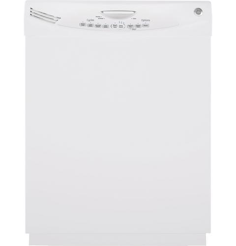 GE Dishwasher Model GDWF100R30WW Parts