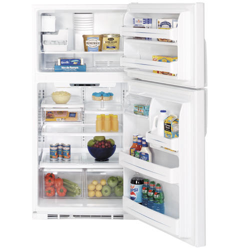 GE Refrigerator: Model GTS22JCPBRWW Parts and Repair Help