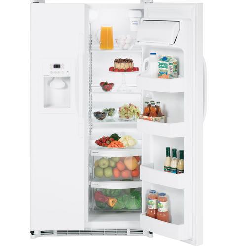 Hotpoint Refrigerator Model HSS25GFTAWW Parts