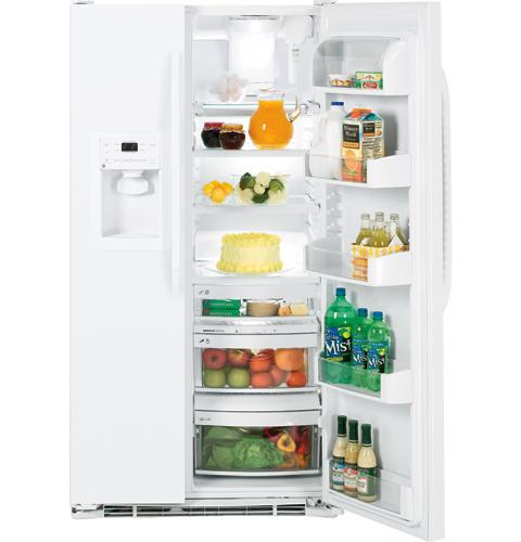 GE Refrigerator Model GCF23KGWDWW Parts