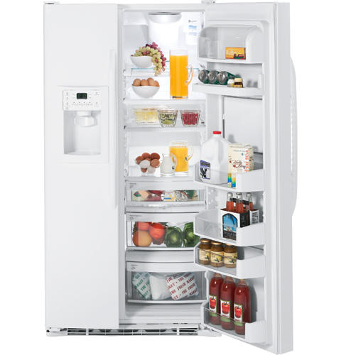 GE Refrigerator Model GSF26KHWAWW Parts